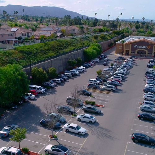 WalMart Corona - BoulderScape