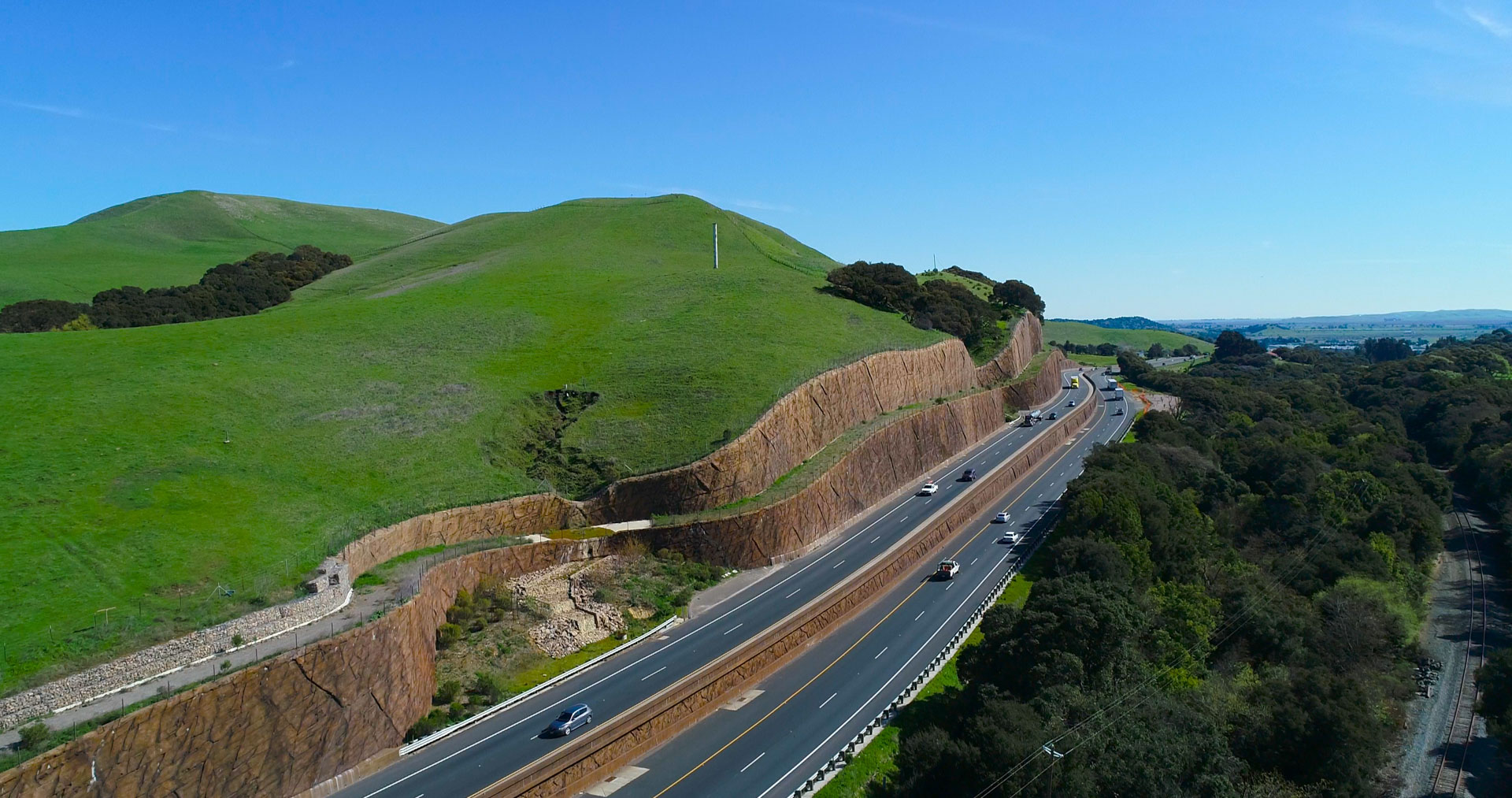 Highway 12 Widening Project Wins Award
